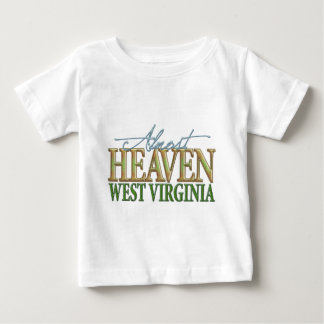 Almost Heaven West Virginia_2 Baby T-Shirt
