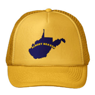 ALMOST HEAVEN WEST VIRGINIA CAP