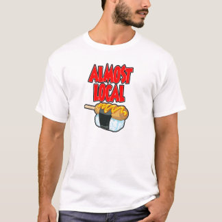 Almost Local men's tee