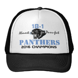 Almost Purr-fect Panthers- Hat