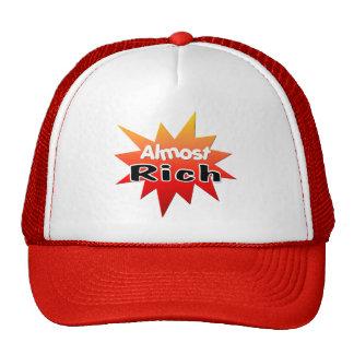 Almost Rich Trucker Hats