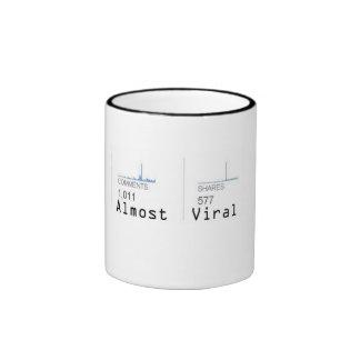 Almost Viral Ringer Mug