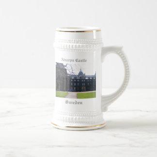 Alnarps Castle - Sweden Beer Steins