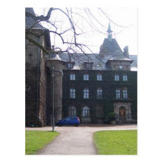 Alnarps Castle - Sweden Postcard