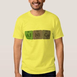 Alnico-Al-Ni-Co-Aluminium-Nickel-Cobalt Shirts