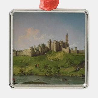 Alnwick Castle Christmas Ornament