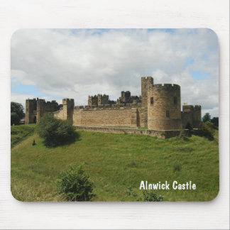 Alnwick Castle Mouse Mat