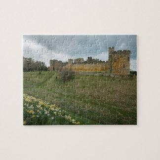 Alnwick Castle , Northumberland, UK Puzzles