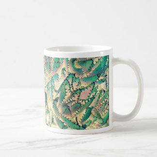 Aloe Blaetter 2 Coffee Mug