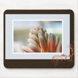 Aloe Flower Spike Mouse Pad