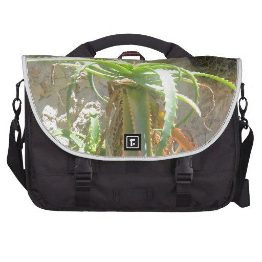 Aloe Plant. Commuter Bags