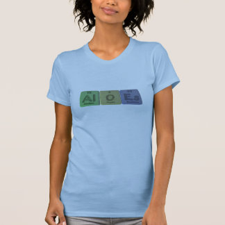 Aloes-Al-O-Es-Aluminium-Oxygen-Einsteinium Shirts