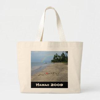 Aloha-Beach Jumbo Tote Bag