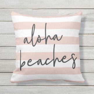 Aloha Beaches Outdoor Cushion