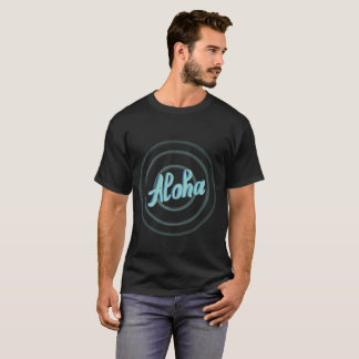ALOHA CIRCLE T-Shirt