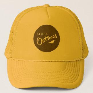 Aloha Dot Trucker Hat