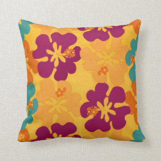 Aloha Flowers Cushion