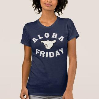 ALOHA FRIDAY CARTOON SHAKA T-Shirt