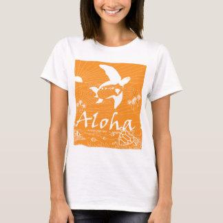 Aloha Hanauma Turtle Hawaii T-Shirt