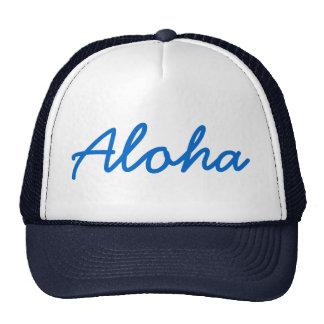Aloha Hat - Blue