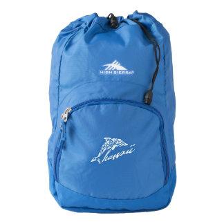 Aloha Hawaii Dolphins Backpack
