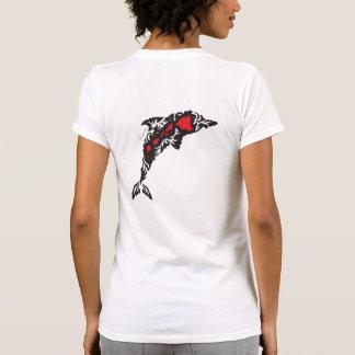 Aloha Hawaii Islands Dolphins T-Shirt