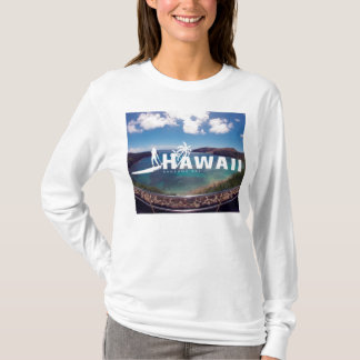 Aloha Hawaii Islands Stand Up Paddling T-Shirt