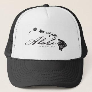 Aloha Hawaii Islands Trucker Hat