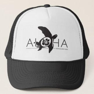 Aloha Hawaii Islands Turtle Trucker Hat