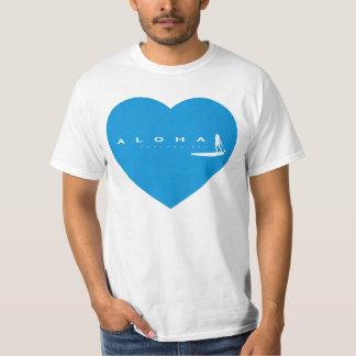 Aloha Hawaii Stand Up Paddle T-Shirt