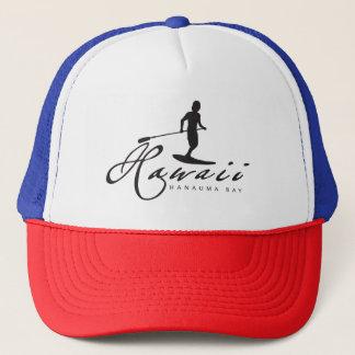 Aloha Hawaii Surfer Trucker Hat