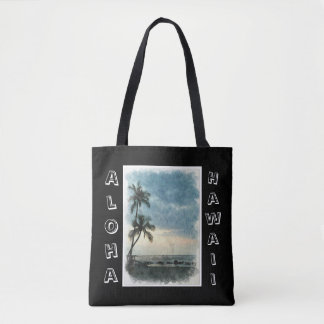 Aloha Hawaii Tote Bag