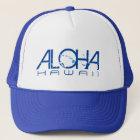 ALOHA HAWAII TRUCKER HAT