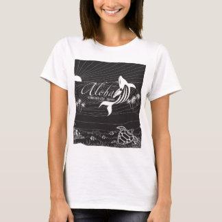 Aloha Hawaii Whale 164 T-Shirt