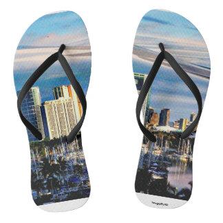 Aloha Hawaii Women's Flip Flops