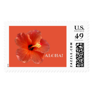 Aloha! Hibiscus Stamps