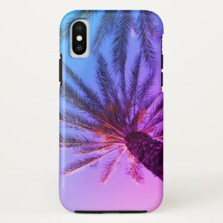Aloha Island Palm Tree iPhone X Case