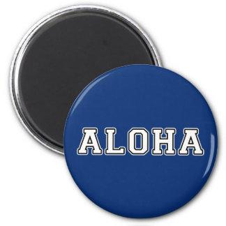 Aloha Magnet