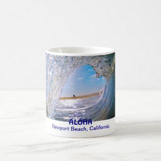 Aloha Newport Beach Mug