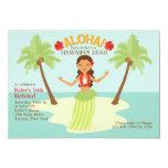 Aloha Party Invitation