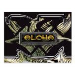 Aloha Postcard