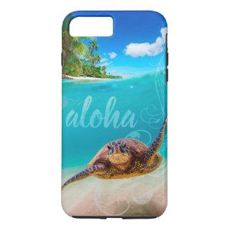 Aloha Sea Turtle iPhone 7 Plus Case
