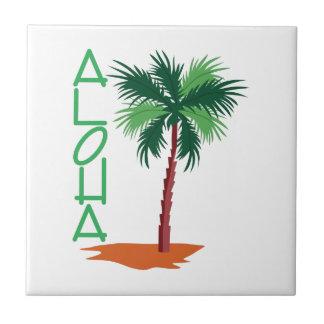 Aloha Small Square Tile