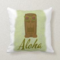 Aloha Tiki Cushion