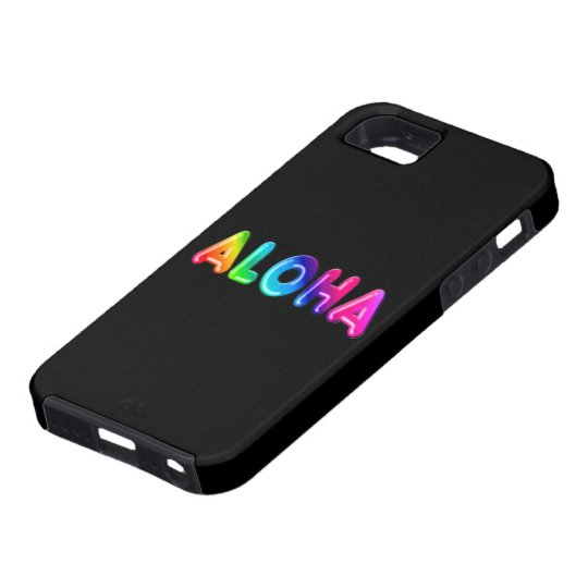 Aloha Tough iPhone 5 Case