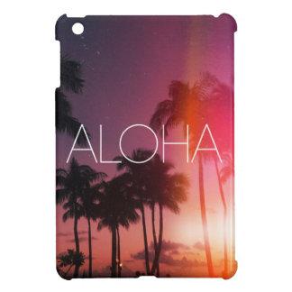 Aloha Tropical Night Cover For The iPad Mini