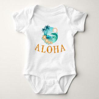 Aloha Tropical Tee