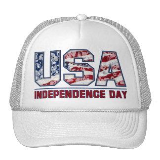 Aloha USA Trucker Hats