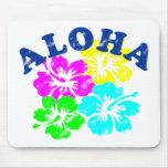 Aloha Vintage Mouse Pad