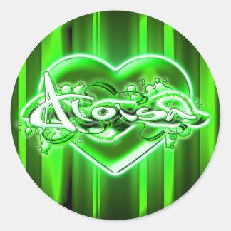 Aloisa Sticker